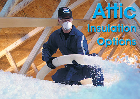 Benefits of Ceiling Insulation - Chicago
